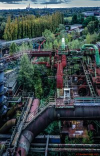 Industriegebiete in Polen
